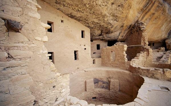 indenu Pueblo namai