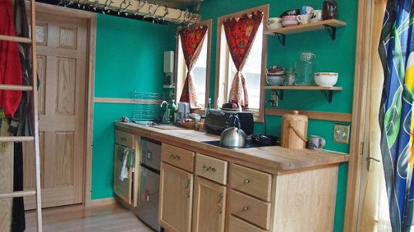 mikro namo virtuve