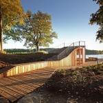 Likimo Sodas – Nuostabi Terasa Darnoje su Gamta Latvijoje
