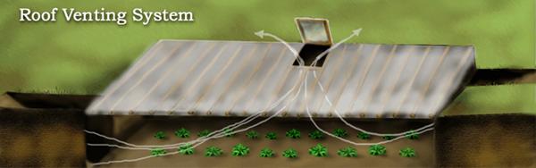pozeminio siltanmio ventiliacija