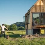 Mini Namukas Ekologiniame Ūkyje – 91 Kvadratiniai Metrai Išmanumo ir Jaukumo