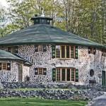 Namai ir Tvartai iš Malkų: Dizainas, Statyba, Interjeras